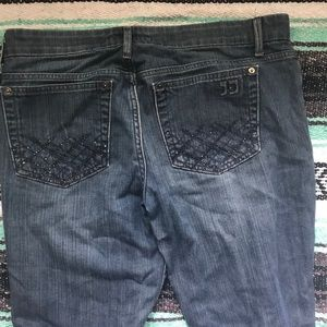 Denim - Joes jeans with fun back pockets